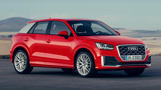 2020 Audi Q2 Redesign