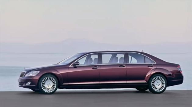 Teuerste limousine der welt  Mercedes Benz S Class Limousine | Oh My Goodness Autos, Trucks ...