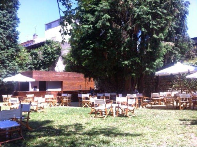 Vivan los veranos de terrazas y chill outs! locales con chillout en el norte de Portugal.
