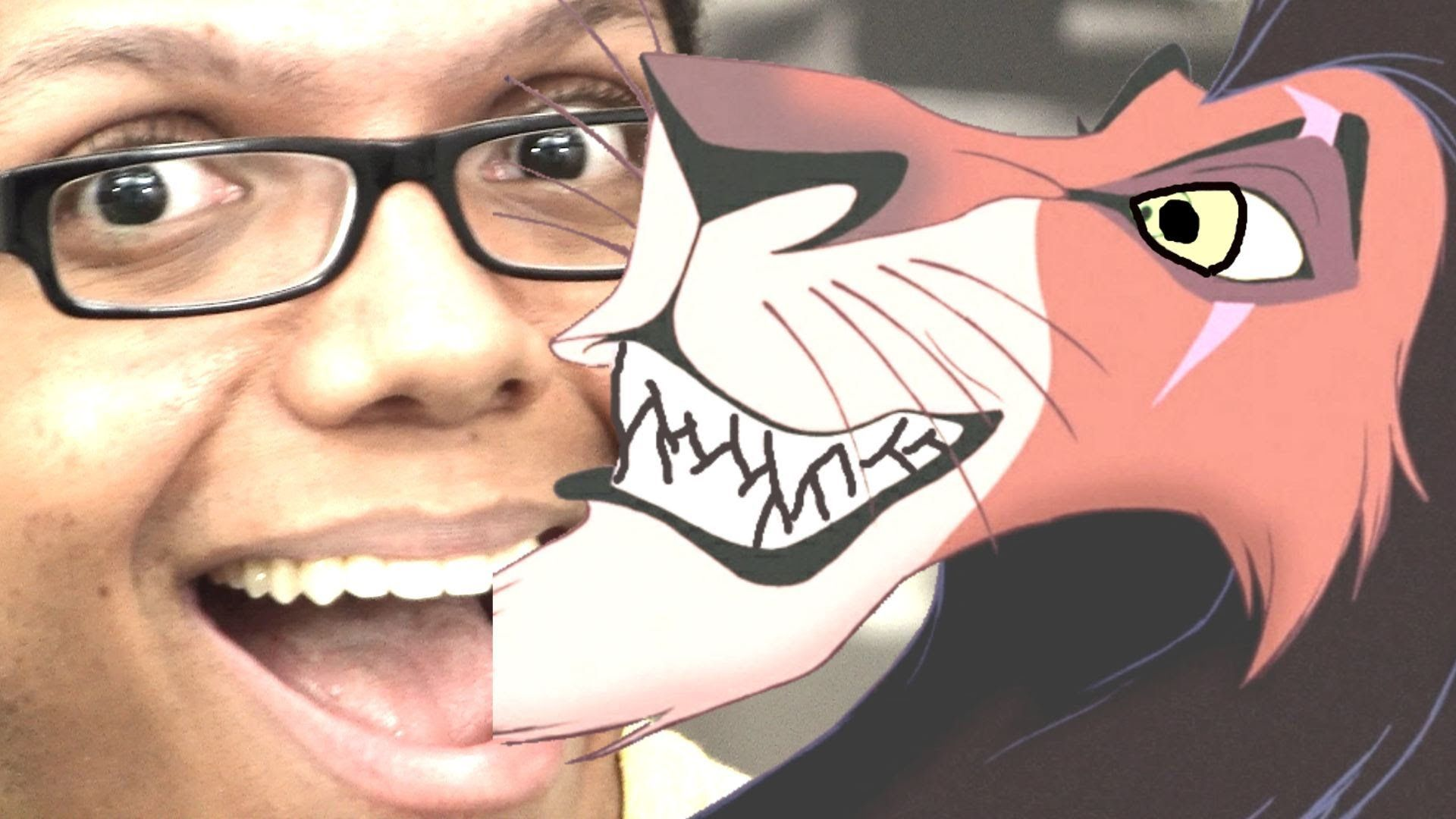 The Lion King - Be Prepared - Tay Zonday AMAZING! This it one of my favorite Disney songs. :)