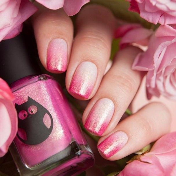 Ombre Nails are very eye-catching because of its color ...
