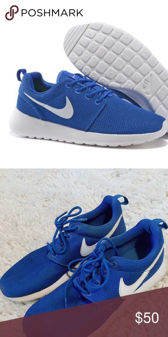 da4f33577c32 Nike Roshe One Size 5 in youth which is a size 6.5 in women s. Shoes are in great  condition. Only worn a few times. Nike Shoes Athletic Shoes