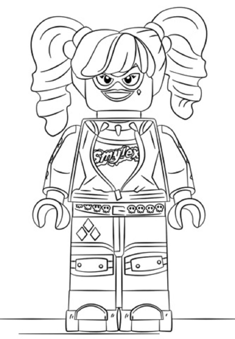Pin by Cherlyn lee on Coloring Pages Ideas | Pinterest | Harley ...