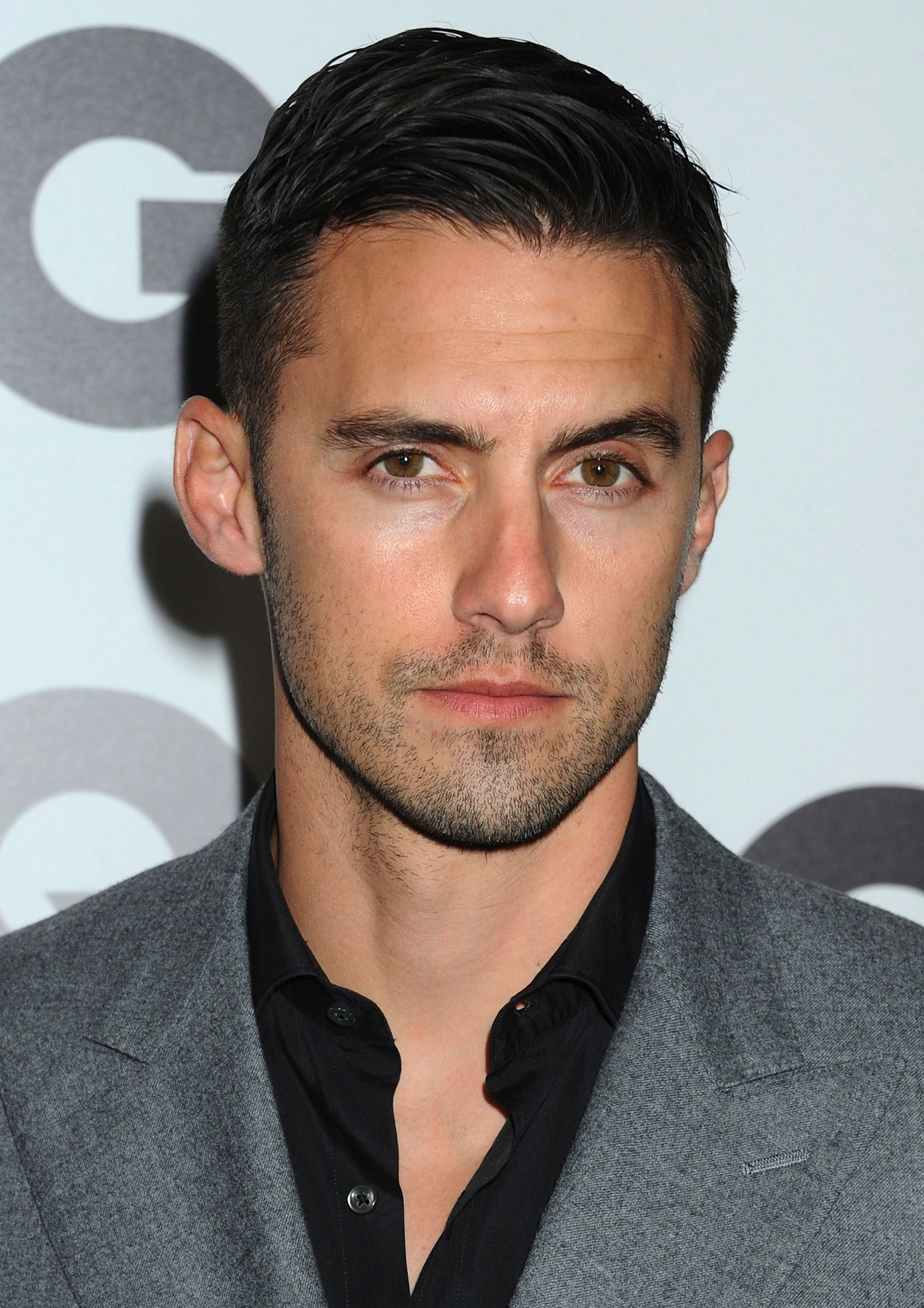 What Does Color Blindness Look Like Milo Ventimiglia 2018 Haircut Beard Eyes Weight