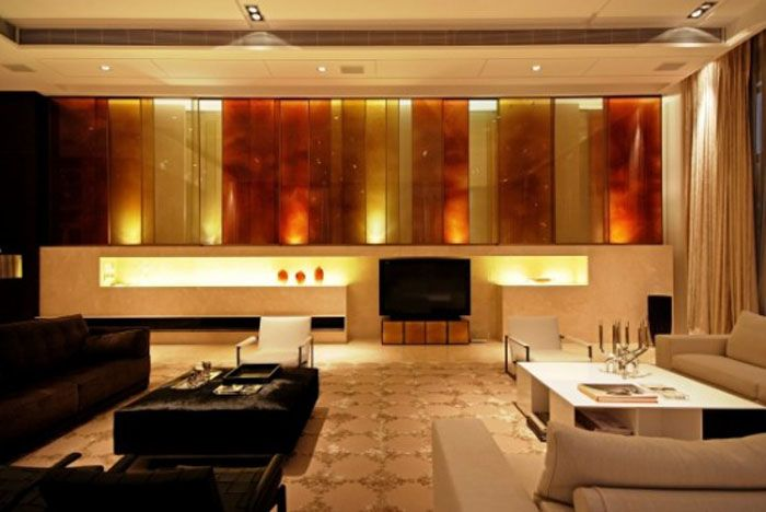 china luxury and contemporary interior design ideas with led lights httpwww - Interior Design Idea