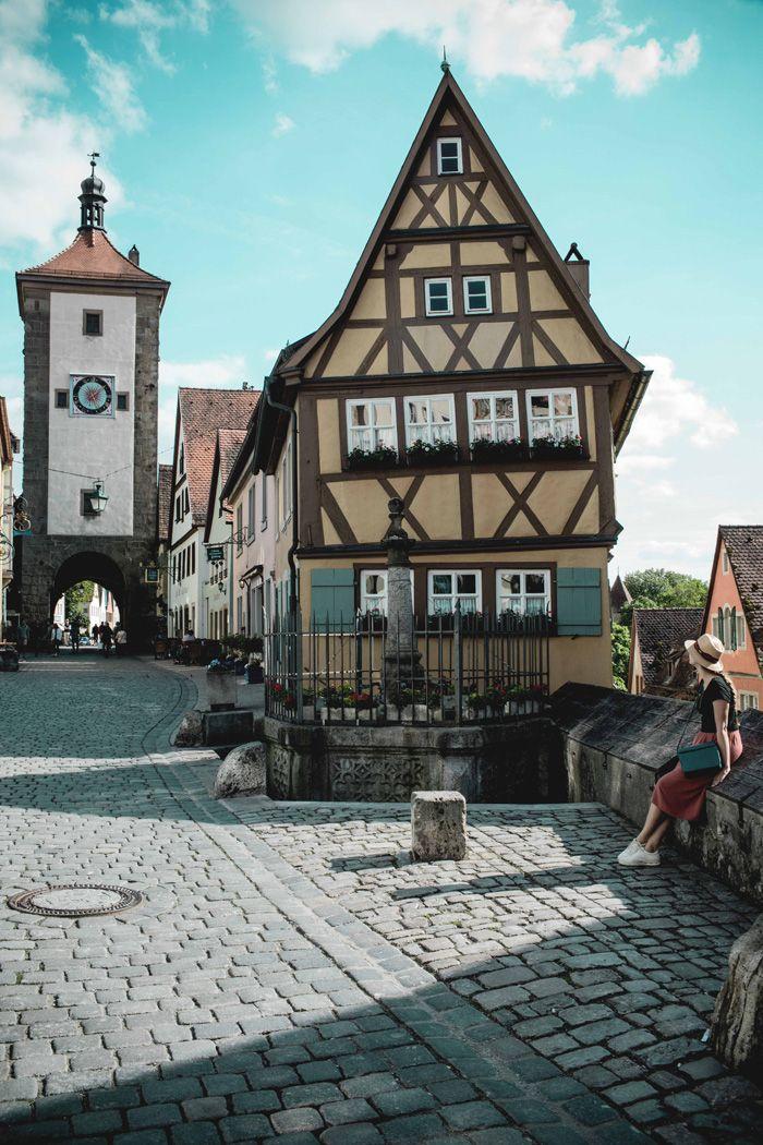 Ein Romantisches Wochenende In Rothenburg Ob Der Tauber Wochenende Urlaub Wochenendurlaub Wochenende