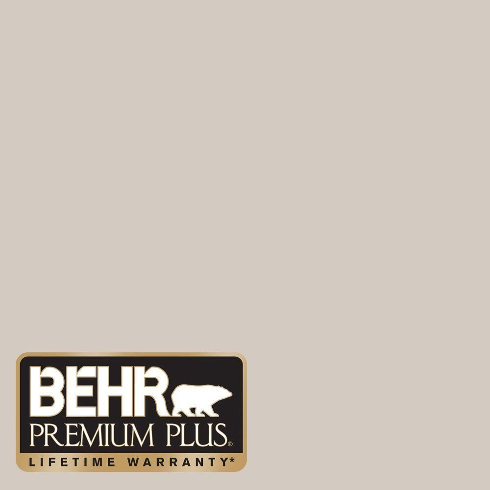Best Behr Premium Plus 8 Oz N320 2 Toasty Gray Flat Interior 640 x 480