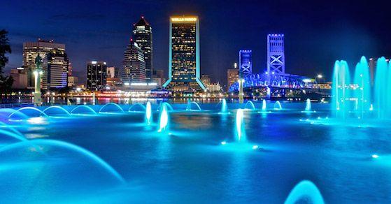 Ge Announces Pilot Programs For Intelligent Cities Jacksonville