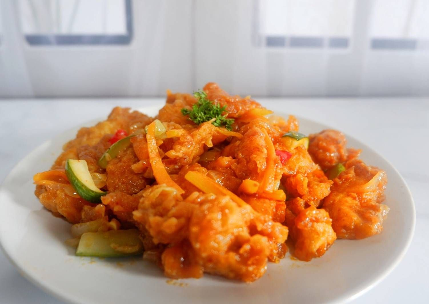 Club Masak Resep Ikan Dori Saus Asam Manis Sajian Ini Menggunakan Ikan Fillet Dari Daging Ikan Dori Sajian Ini Juga Sangat Praktis B Resep Ikan Resep Masakan