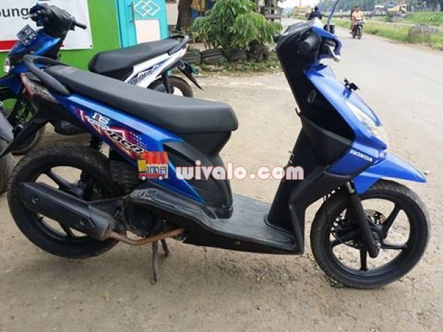Foto Motor Bekas Honda Beat Karbu 2010 Motor