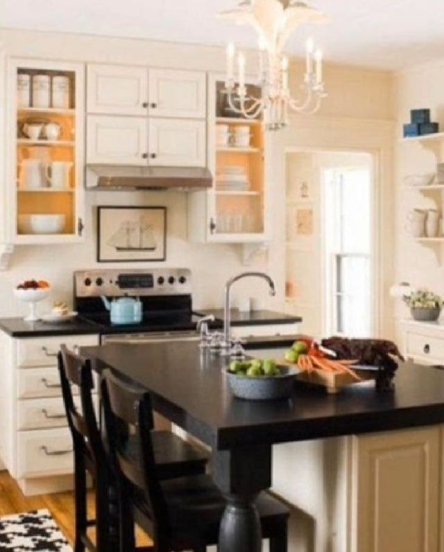 4 Mobile Islands For Small Kitchens