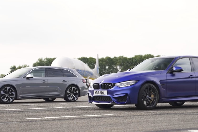 The Bmw M3 Cs Takes On The Audi Rs4 In A Drag Race The Latest Information About New Cars Release Date Redesign And Rumors Our Coverage Also Include