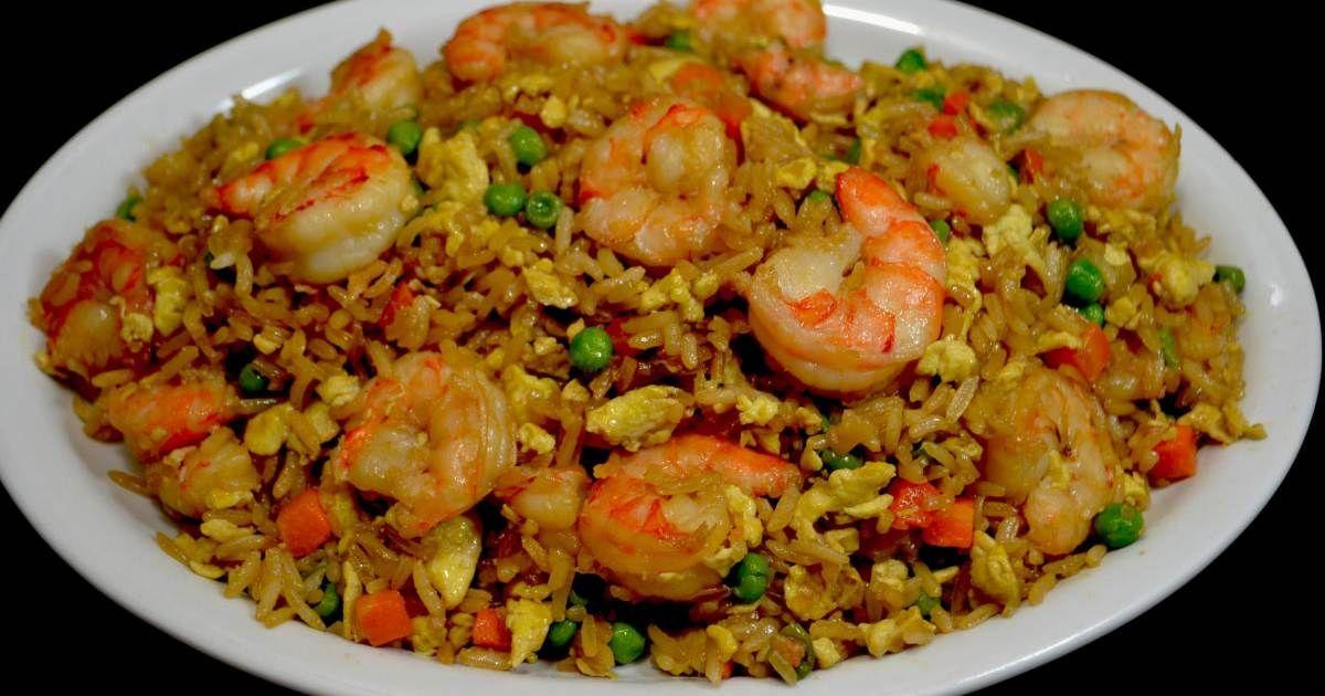 Recetas thai con fideos de arroz