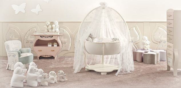 Luxury Baby Nursery Furniture