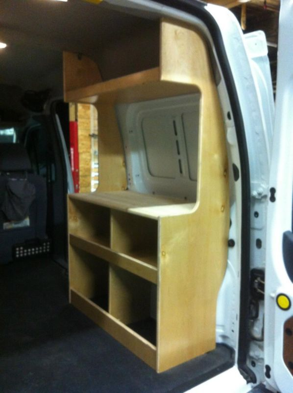2011 Ford Transit Connect Camper For Sale In Boulder Colorado In