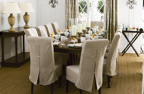 Capas Para Cadeiras De Sala Jantar Com Imagens Capas Para