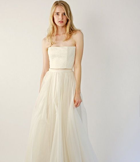 2015 Wedding Trends Outlook: Wedding Dresses — Oh Marry Day