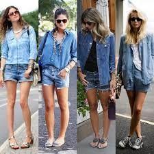 Resultado de imagem para moda jeans