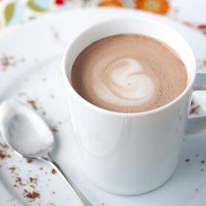 42-Calorie Almond Milk Hot Chocolate   - recipes -