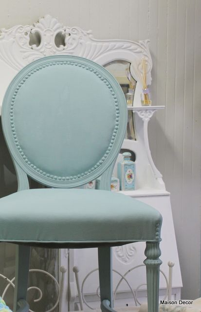 How To Rehab A Leather Chair Painted Furniture French