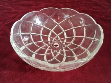 Large bottom bowl chandelier parts chandelier restoration large bottom bowl chandelier parts aloadofball Gallery