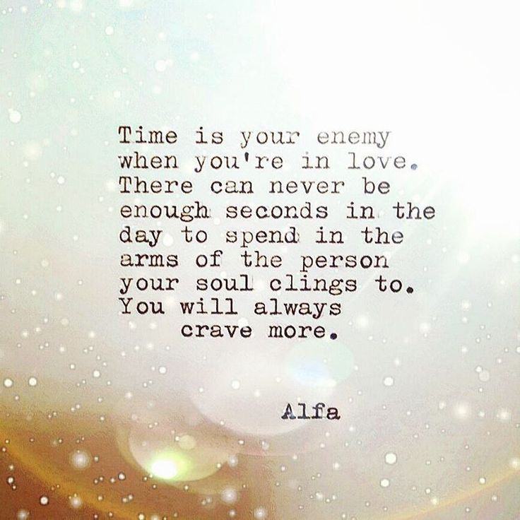 Love Quote : Soulmate Quotes : Always