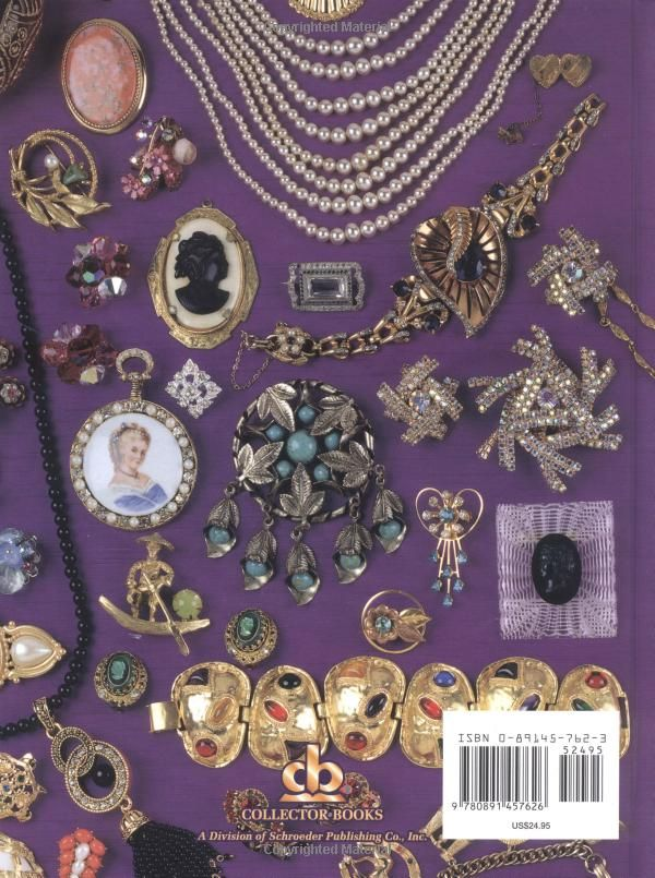 Collectible Costume Jewelry Identification and Values
