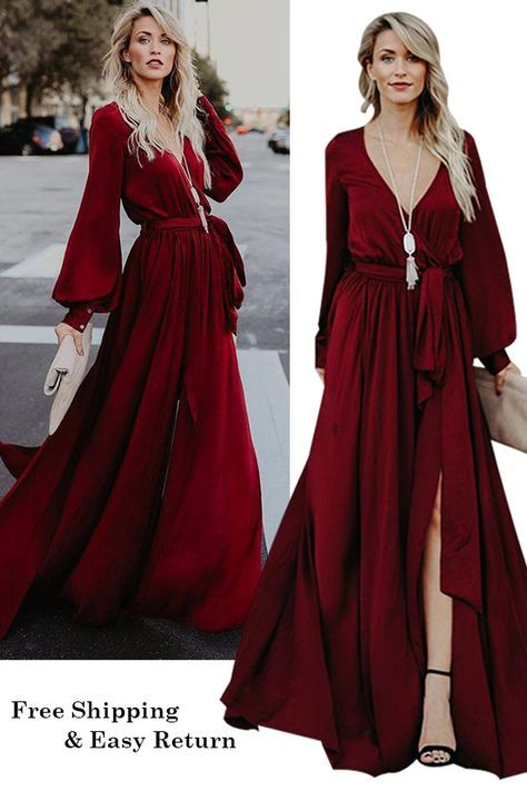 What to wear for a bohemian wedding? Explore More Ideas at chicbohodress.com.  U... 1