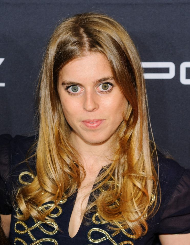 Princess Beatrice slices open Ed Sheeran's face with a