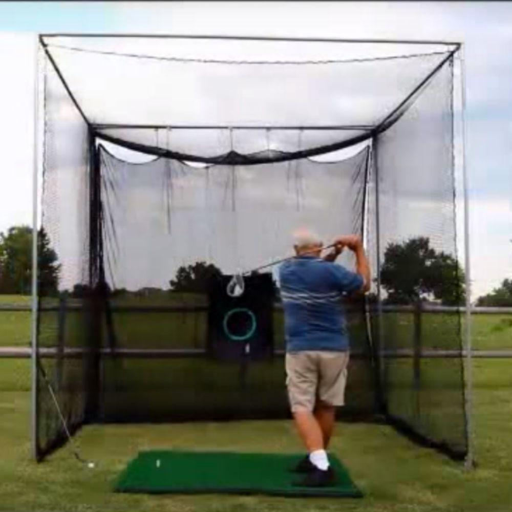 Details About Golf Net Indoor Outdoor 10x10 Driving