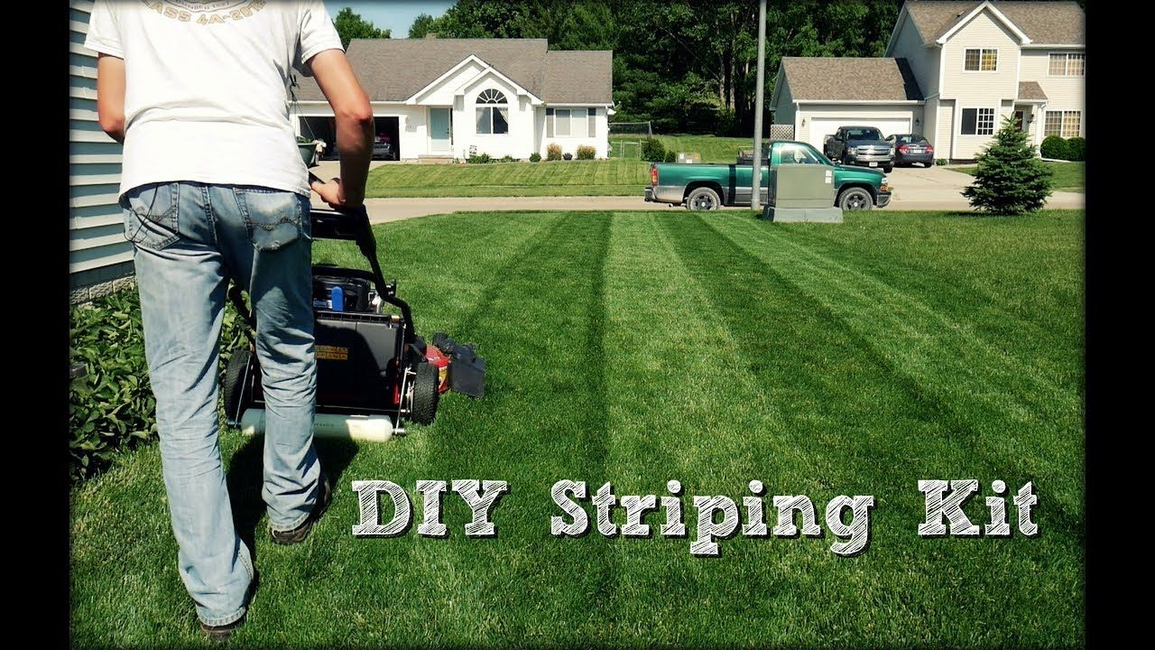 Best DIY Push Mower & Riding Mower Lawn Striper Reviewing