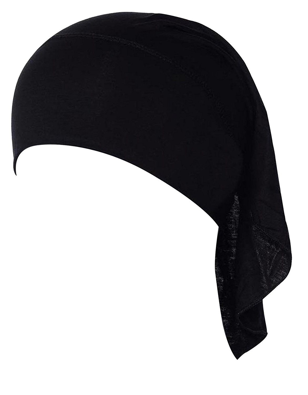 a5ca738330a Women s Scarf Pre Tied Chemo Hat Beanie Turban Headwear for Cancer ...