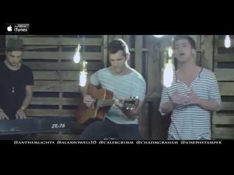 Drops of Jupiter - Train | Anthem Lights Cover - YouTube