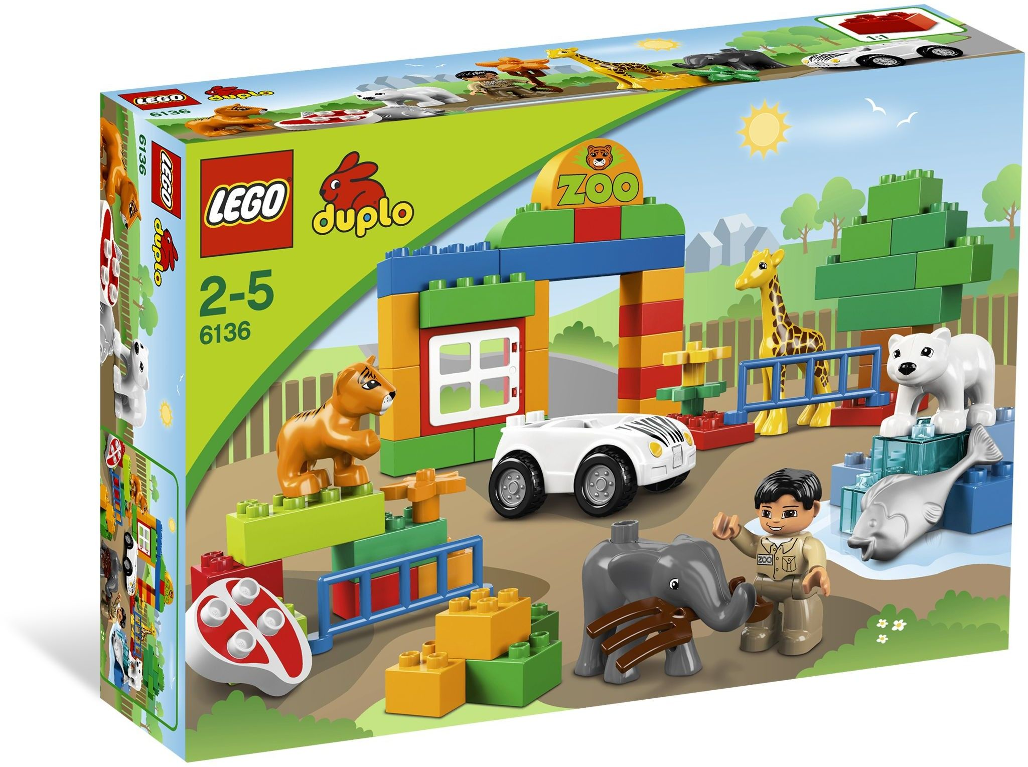 My First Zoo - 6136