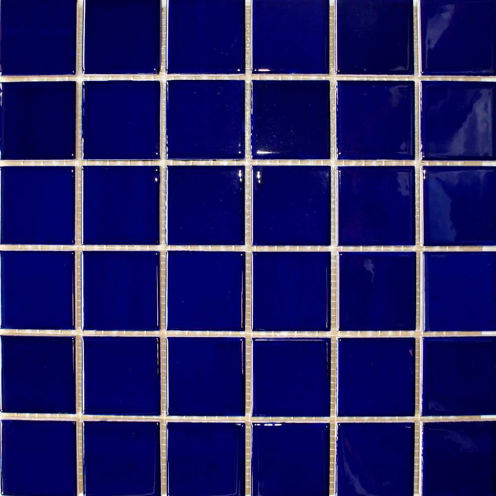 Gloss dark blue flat tiles pinterest blue for Dark blue bathroom tiles