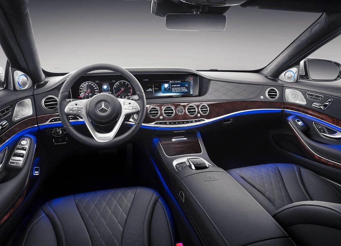 مرسيدس بنز أس كلاس مايباخ 2019 فخامة وتمي ز بلا حدود ونظام إضاءة ثوري موقع ويلز Mercedes Maybach Mercedes Benz Maybach Maybach