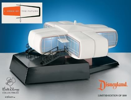 Monsanto house of the future model