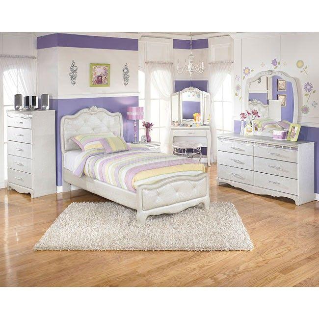 Zarollina Upholstered Bedroom Set Upholstered Bedroom