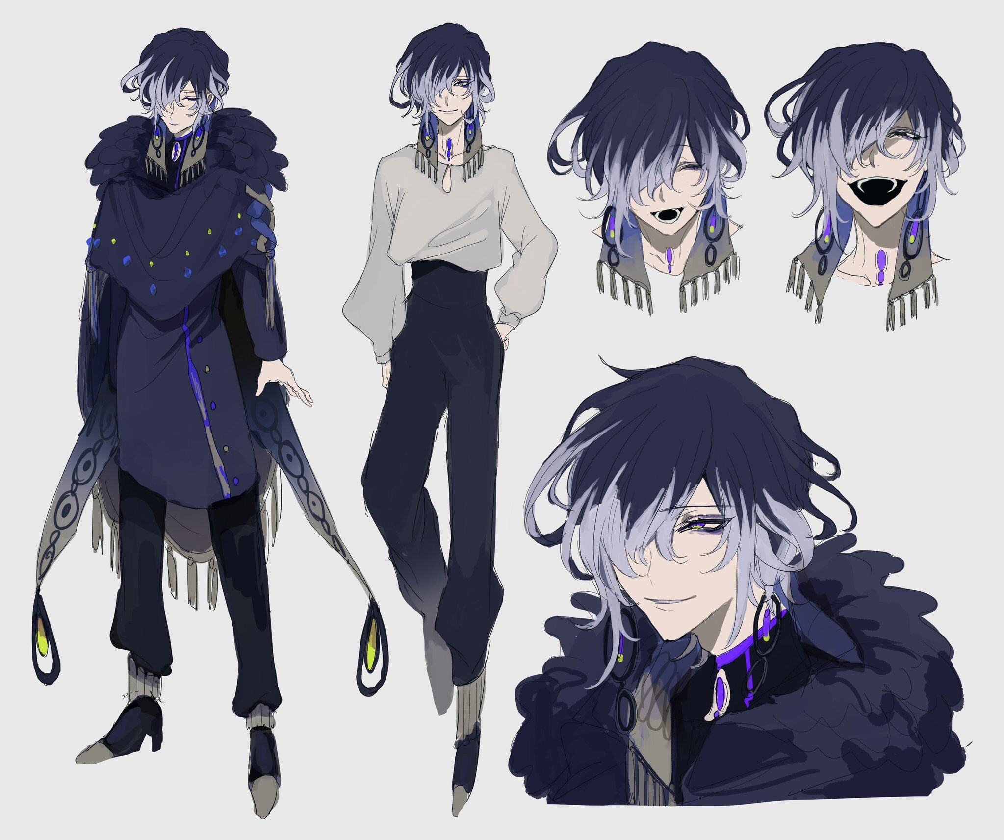 Pretty Boy Anime Character Design Character Design Male Character Design Inspiration