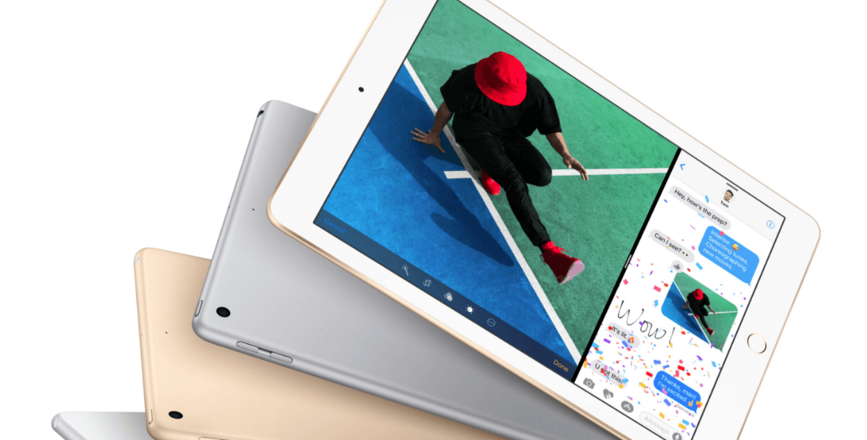 Apple replaces the iPad Air 2 with a cheaper 9.7-inch iPad