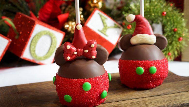 Disneyland Candy Apples Christmas 2020 Pin by Nixie Weasley on cali w baby in 2020 | Disney christmas