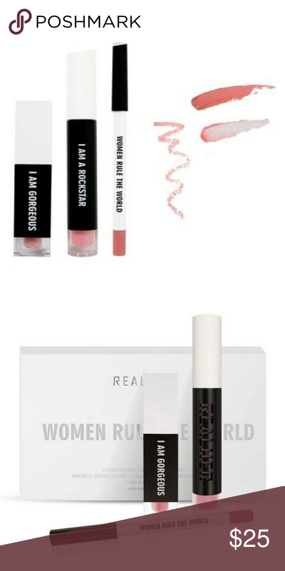 Last chance! RealHer Neutral Pink Lip Kit Boutique | My Posh Picks ...