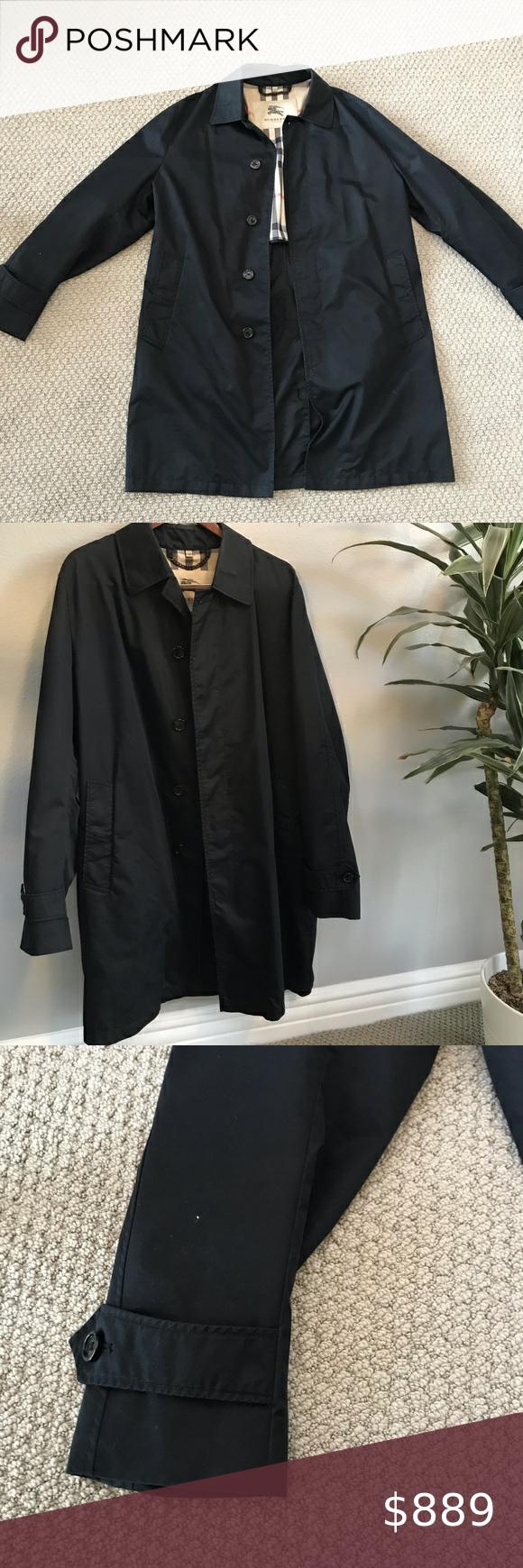 Burberry Black Trench Coat Man Black Trench Coat Men Trench Coat Men Men S Trench Coat