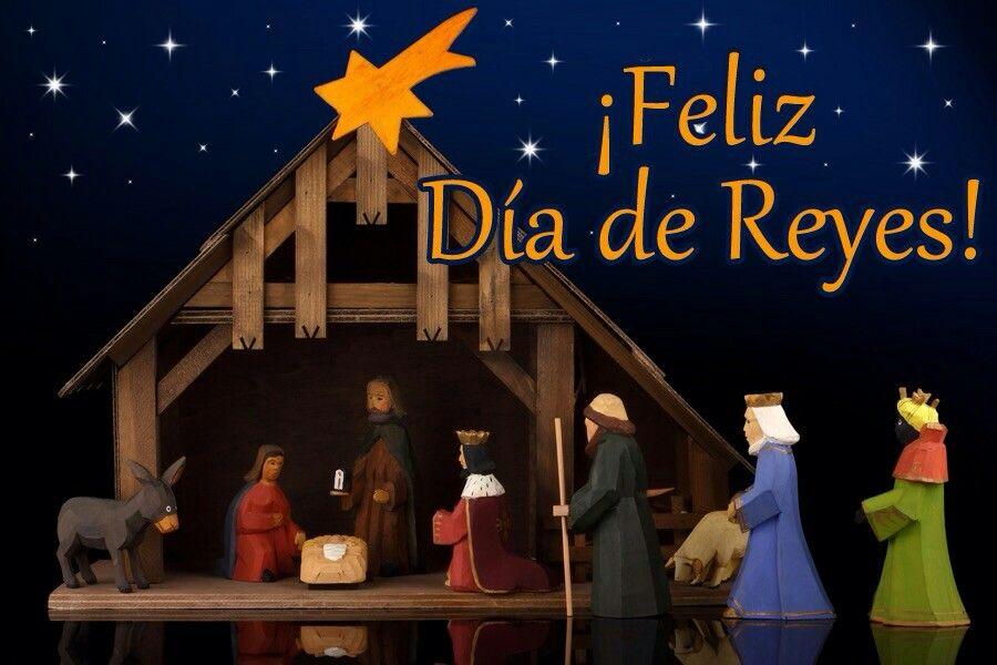 Feliz día de Reyes Magos.