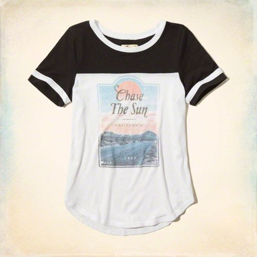 Chase The Sun Graphic Tee