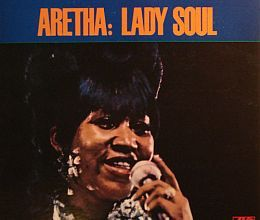 "Released on January 22, 1968, ""Lady Soul"" is an album by Aretha Franklin. It includes some of her biggest hit singles, ""Chain of Fools"" , ""(You Make Me Feel Like) A Natural Woman""  and (Sweet Sweet Baby) Since You've Been Gone."" TODAY in LA COLLECTION on RVJ >> http://go.rvj.pm/6rw"
