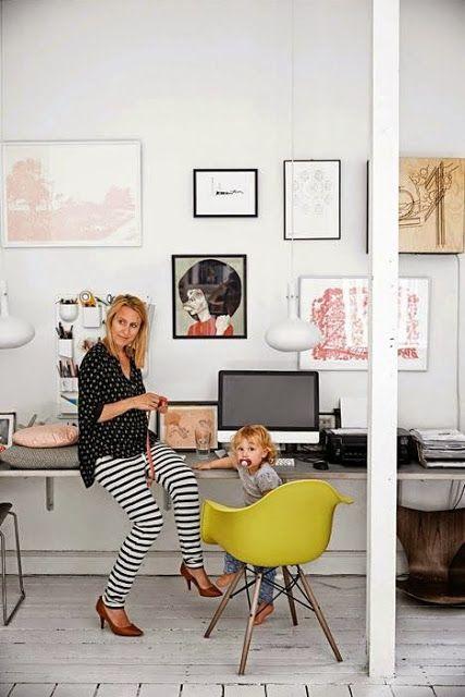 interieur-coosje BIG workplace CHAIR Pinterest Workplace, Big