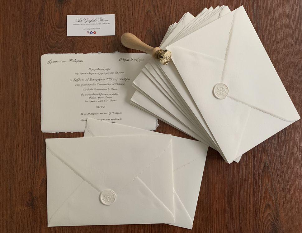 Partecipazioni Di Nozze Matrimonio Carta Amalfi Roma Partecipazioni Nozze Partecipazioni Matrimoniali Matrimonio Carta