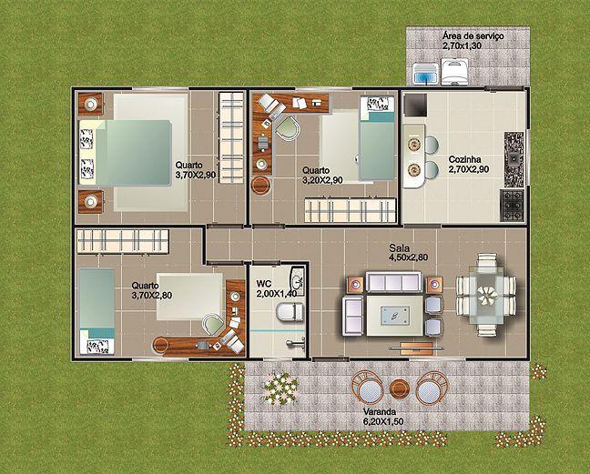 MG Casas - projetos de casas pre fabricadas