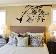 setting focal points with wall murals